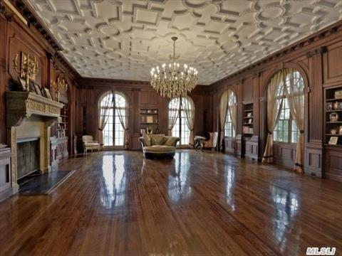 Gold coast mansions for Long island estates for sale